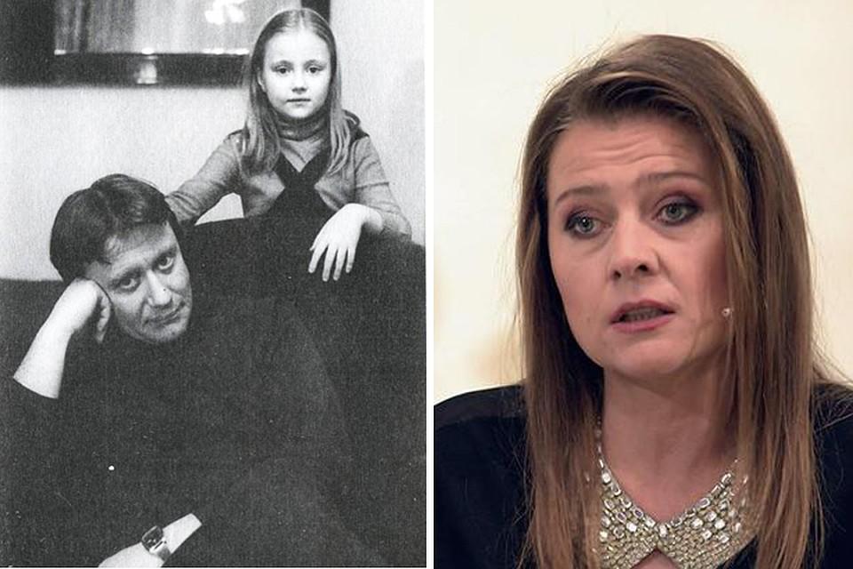 Мария Голубкина – об отчиме Андрее Миронове: «Он все время орал на меня. Морда красная»
