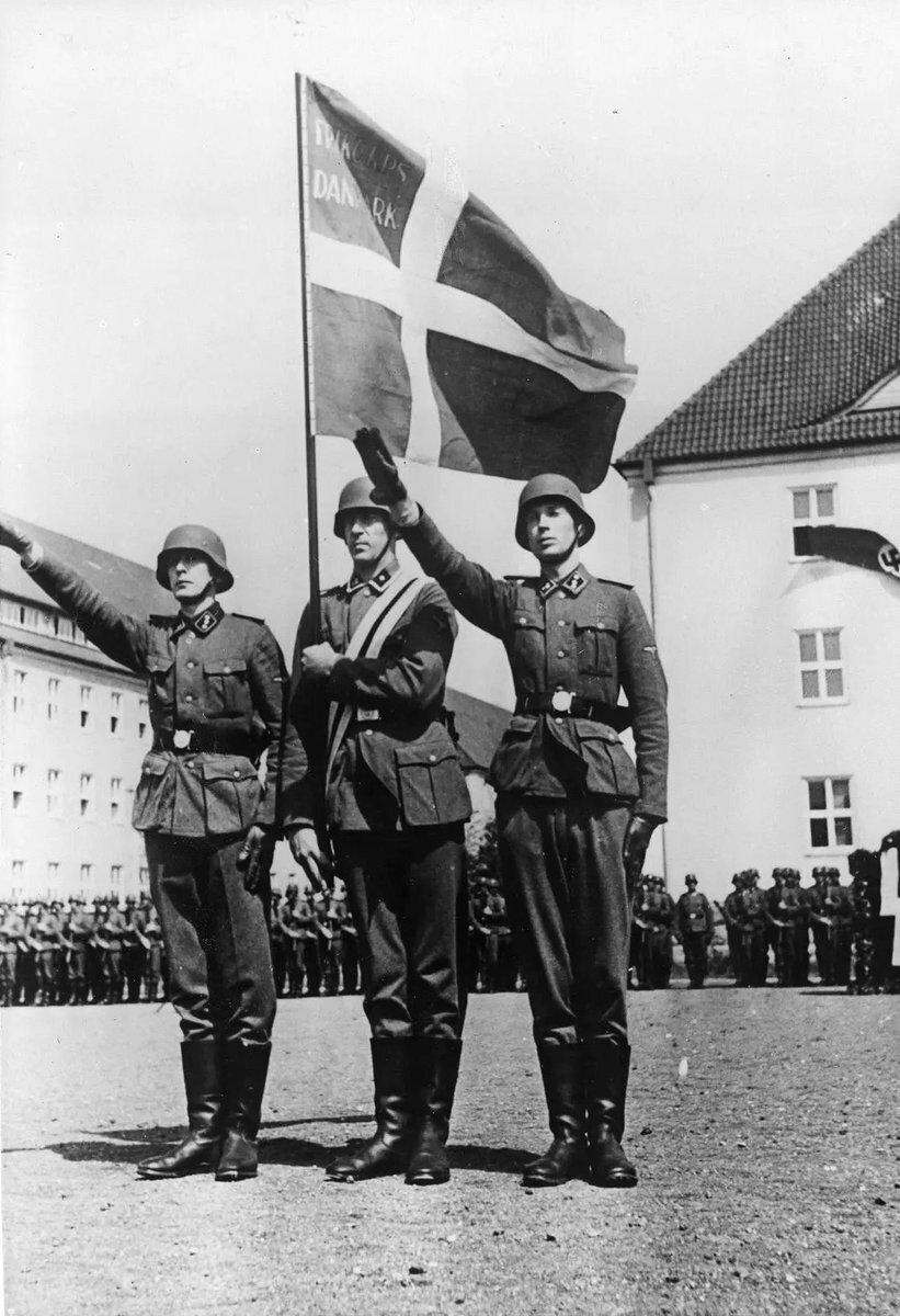 Гитлеровский Евросоюз. Дания Дании, около, Дания, Германии, датские, датчан, несколько, армия, правительство, после, партия, флота, войны, время, погибло, Германией, между, человек, Германия, немецкой