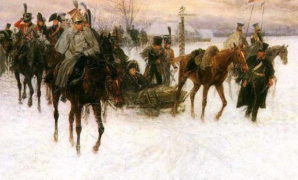 ГдеНаполеон спрятал московские сокровища