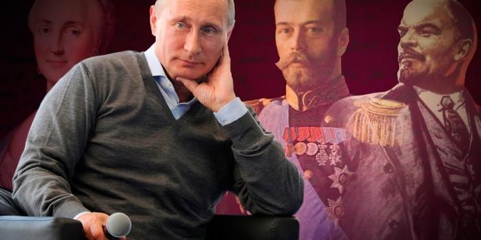 Почему президент-антисоветчи…