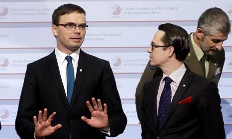 Эстония осуждает выборы президента России в Крыму и не будет их признавать