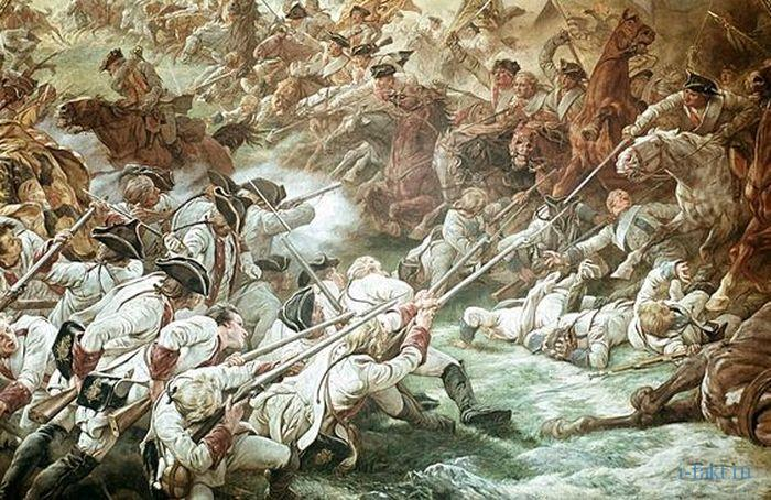 Алкоголь спровоцировал кровавое самоуничтожение австрийской армии./Фото: i-fakt.ru