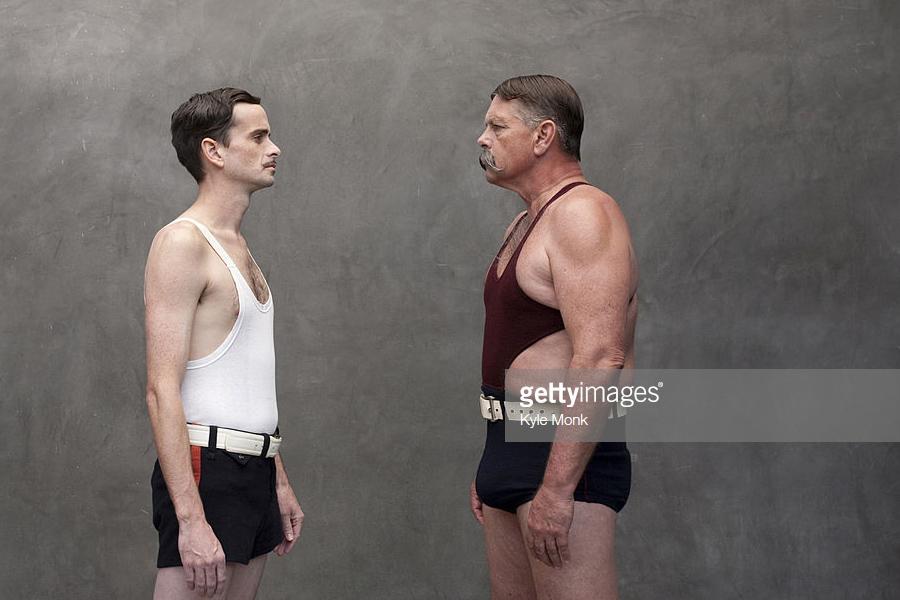 О двух взглядах на одного ма…