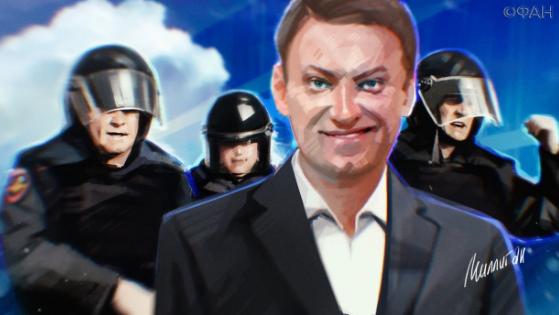 Стало известно куда сбежал Навальный