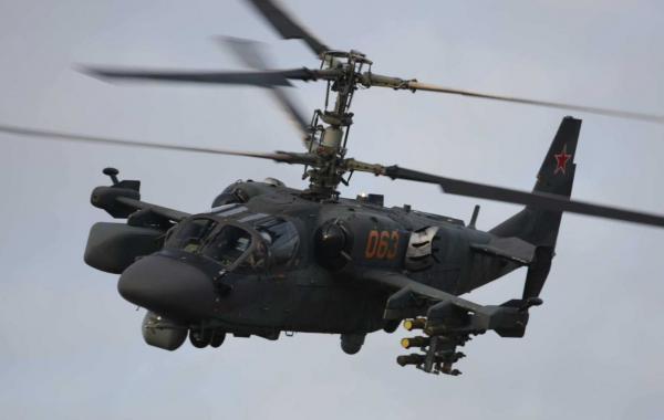 Истребители «бармалеев»: ВКС РФ перебросили «Аллигаторы» Ка-52 на авиабазу Дейр эз-Зор