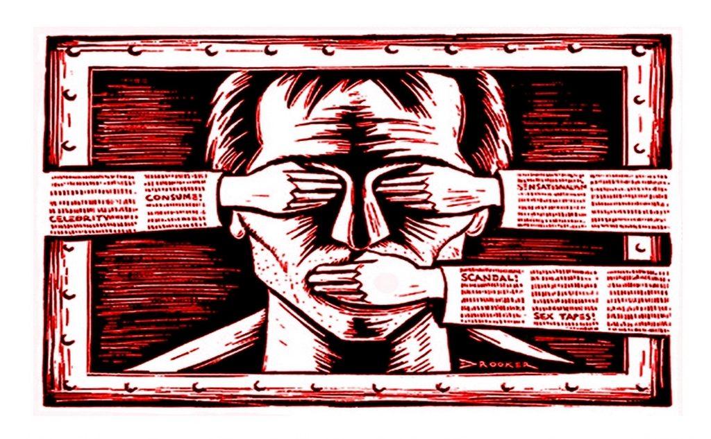 Выстрел либеральных СМИ в своих российских коллег обернулся рикошетом в спину