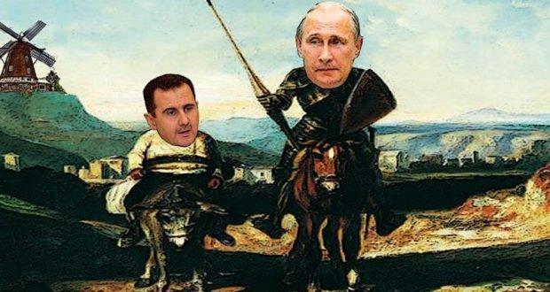 Защищать Асада России нечем
