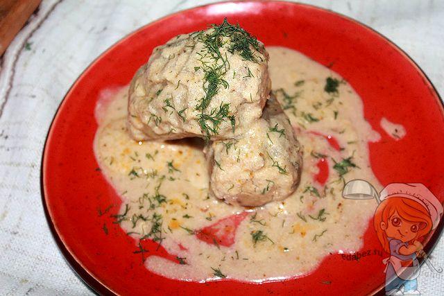 Соус для фаршированных перцев: пошаговый рецепт