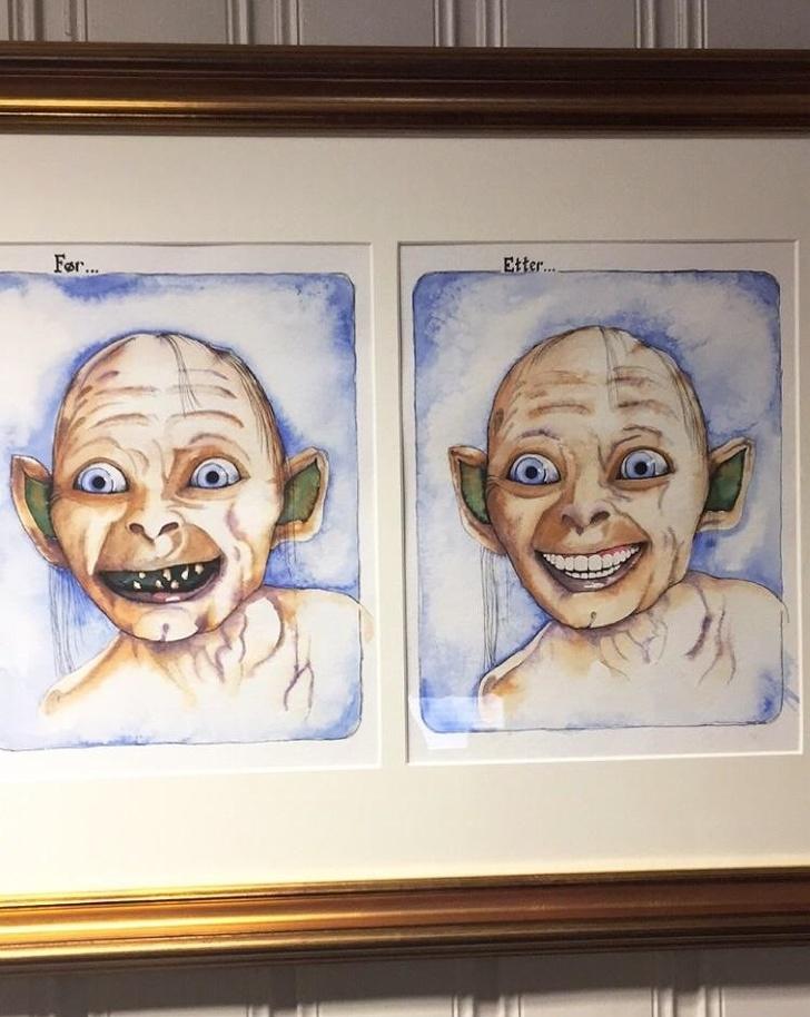 совсем зубной юмор картинки домик требует