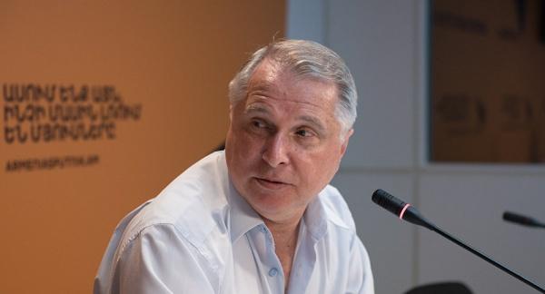 Цинкер: Ближний Восток непридет наЮжный Кавказ, угрозы войны нет