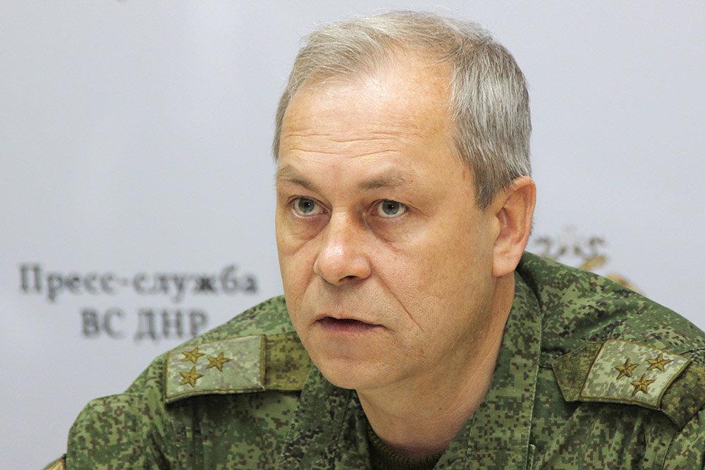 ДНР: Киев готовит 14 декабря масштабное наступление в Донбассе