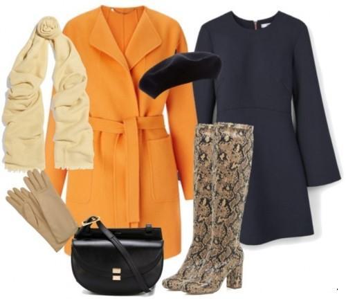 Скоро весна — 10 ярких образов с пальто