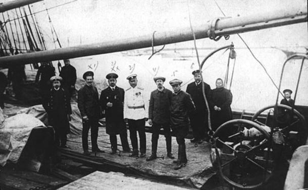 """Как Георгий Седов хотел """"подарить"""" Северный полюс Николаю II"""