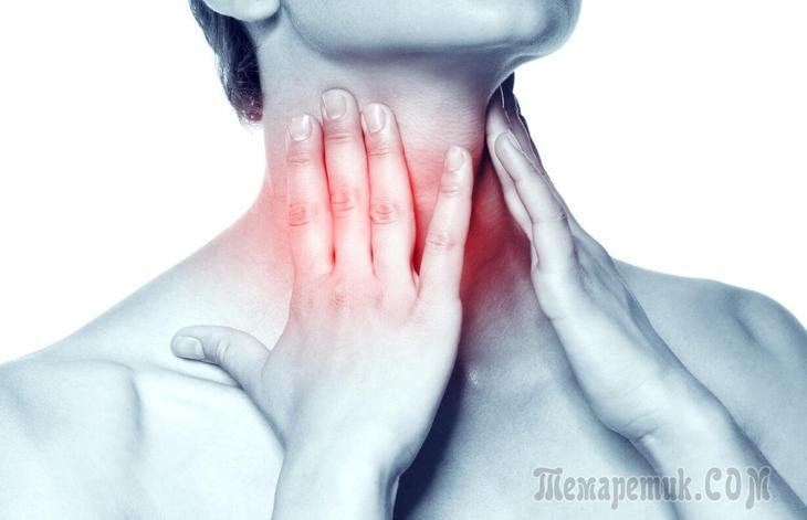 Абсцесс горла – симптомы и лечение...