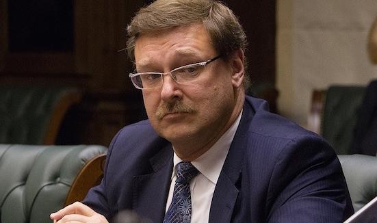 Косачев: против России орган…