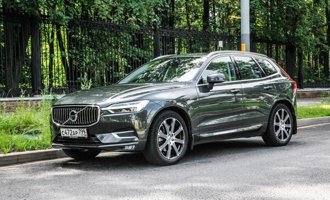 Тест-драйв: Volvo XC60