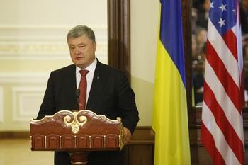 Петр Порошенко поблагодарил СБУ за раскрытие «российской спецоперации»