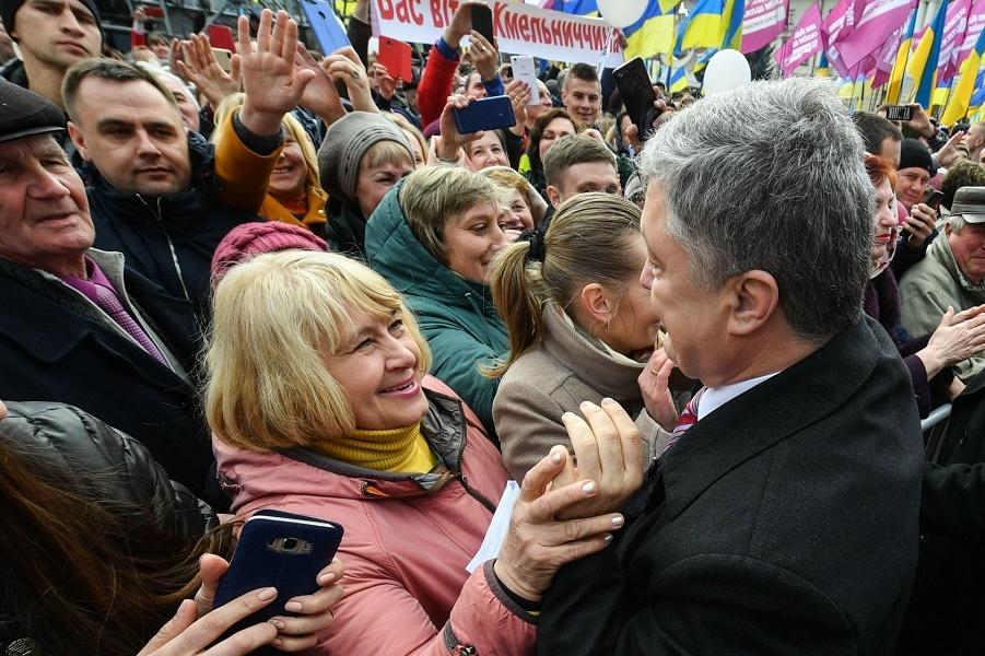 Вот так результат Майдана! Или это Порошенко все испортил?