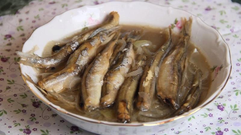 Шкара из мойвы: любимое блюдо черноморских моряков
