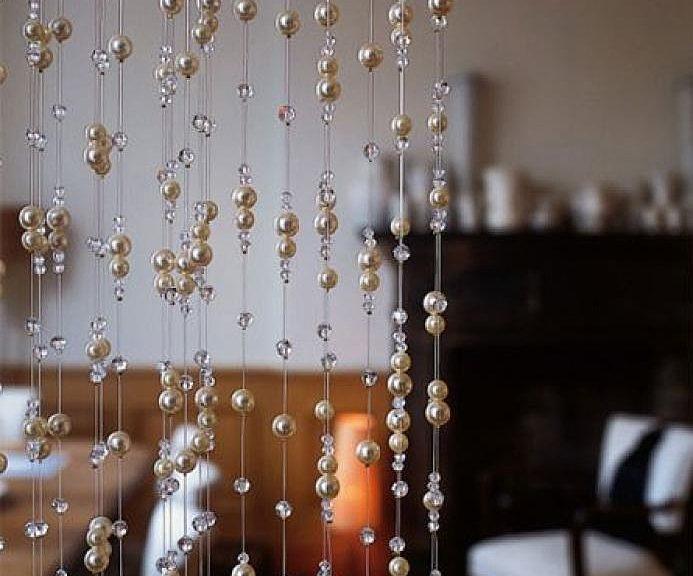Изделия из бисера для оригинального декора гостиной бисер,интерьер,поделки