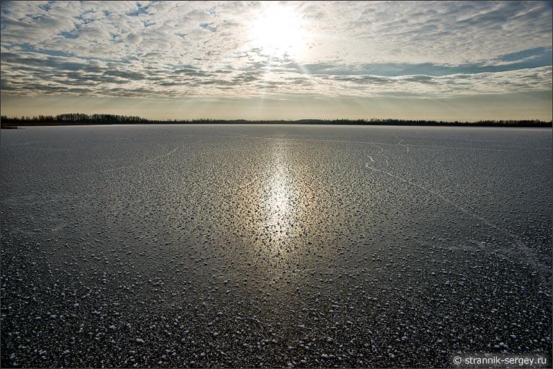 Сокровища замёрзших озёр