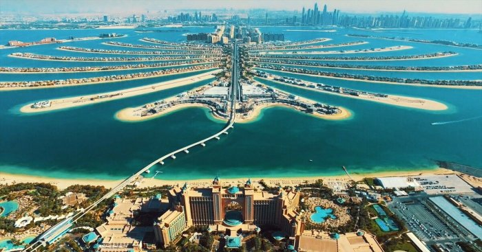 Дубай планирует стать самым современным мегаполисом