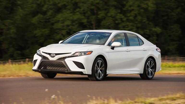 Toyota раскрыла характеристи…