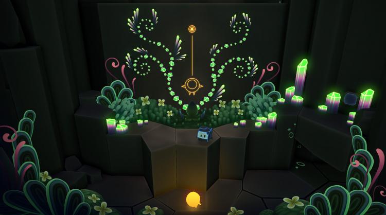 Очаровательная кооперативная головоломка Pode о приключениях камня и звезды выйдет 3 апреля на ПК logic,pc,pode,steam,анонсы,Игровые новости,Игры,Логические