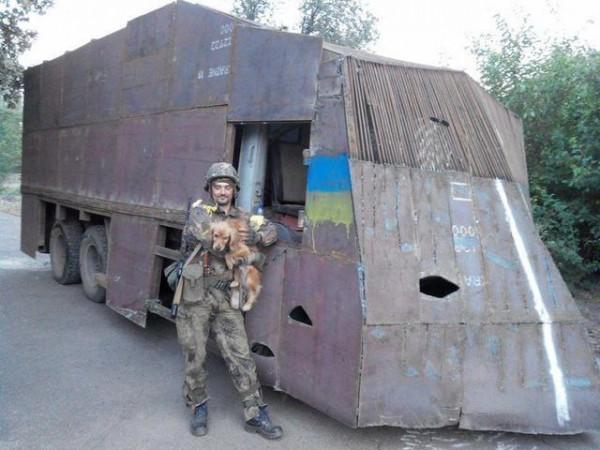 Шпионами КГКБ украдены секретные разработки НИИ Бронетехникки Львовского Троллейбусного завода