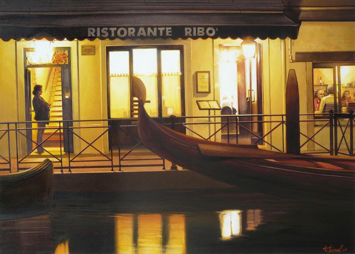Minuit Venise