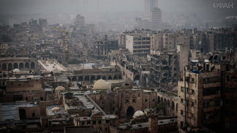 Сирия: в Алеппо готовятся сд…