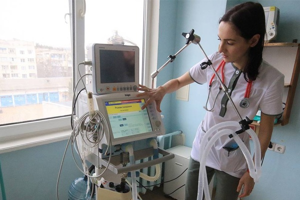 Более 30 стран попросили Россию предоставить аппараты ИВЛ власть,ИВЛ,коронавирус,медицина,общество,политика,россияне,Эпидемия