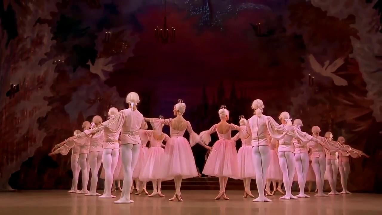 «Щелкунчик» — «Вальс цветов». Божественная музыка и фантастический балет!