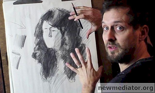 Художник Matt Abraxas и его картины