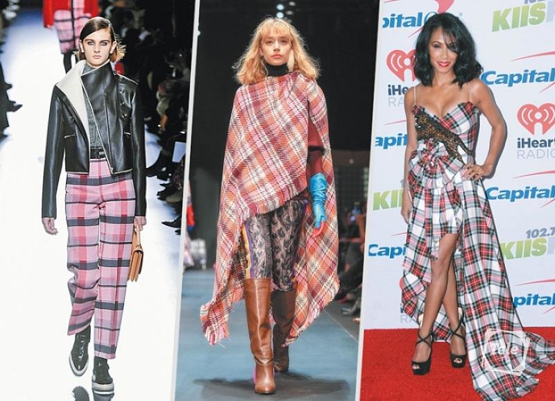 Модный тренд: как носить клетку в новом сезоне