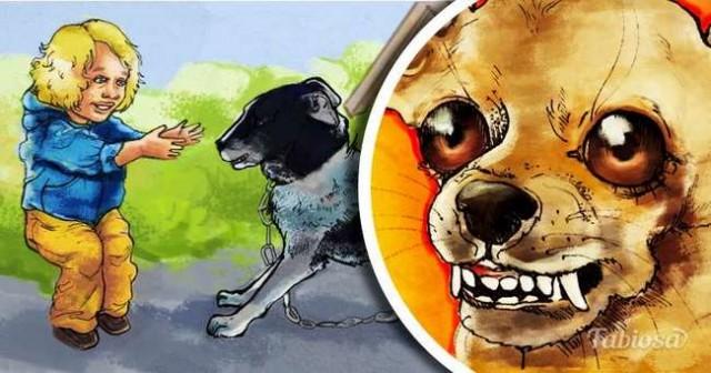 Опасные ошибки при общении с собаками