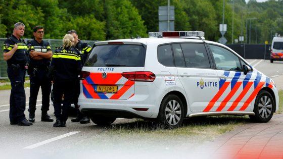 В Нидерландах полиция задержала двух подозреваемых в подготовке теракта