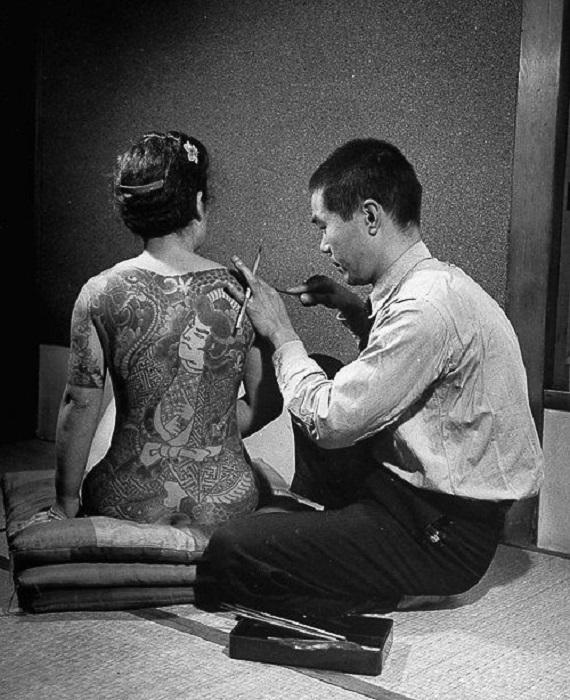 Татуировки, которые являются настоящими произведениями искусства.