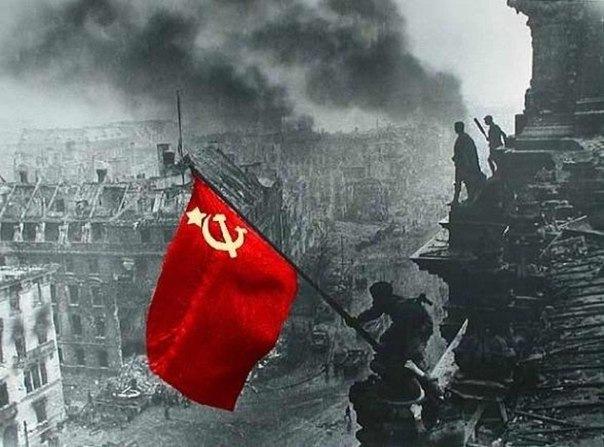Пуля для Рейхстага. Настоящий грузин сказал правду за всех! (о России, войне и наших союзниках)