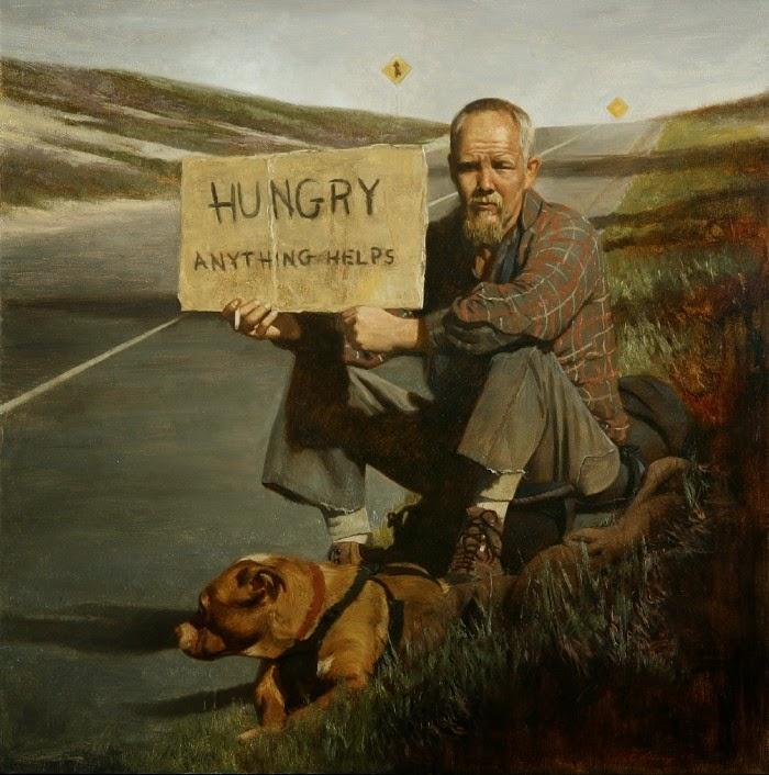 9 современных художников, завоевавших известность живопись