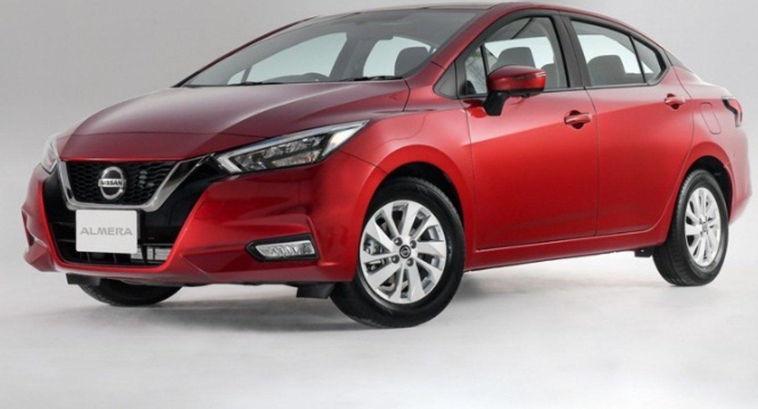 Седан Nissan Almera стал агрессивнее в версии Sportech для рынка Таиланда Автомобили