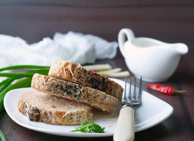 Фаршированная рыба: рецепт для поста.