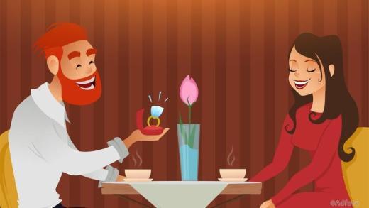 Женщина рассказывает подруга…