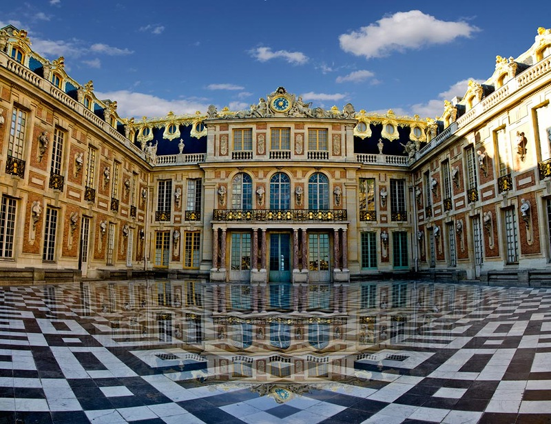Версаль (Versailles). Часть 2.