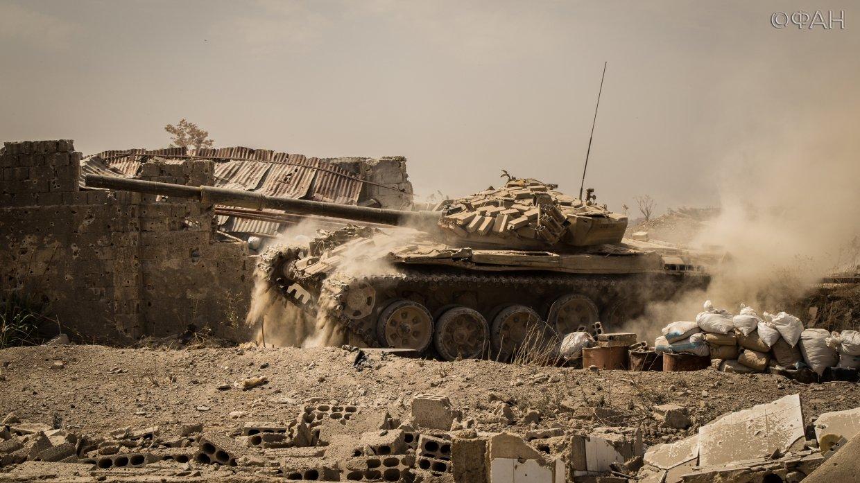 Сирия новости 25 февраля 07.00: боевики могут выдавить САА с левого берега Евфрата; турецкие F-16 продолжают наносить удары по Африну