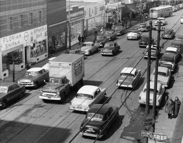 Бродвей-Авеню, 1960-е