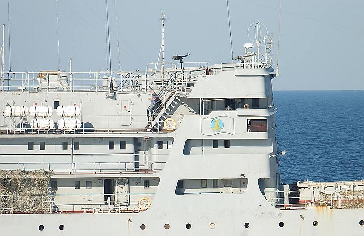 Остатки ВМС Украины пошли в …