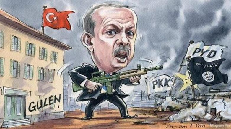 Нехорошие отношения с Турцией