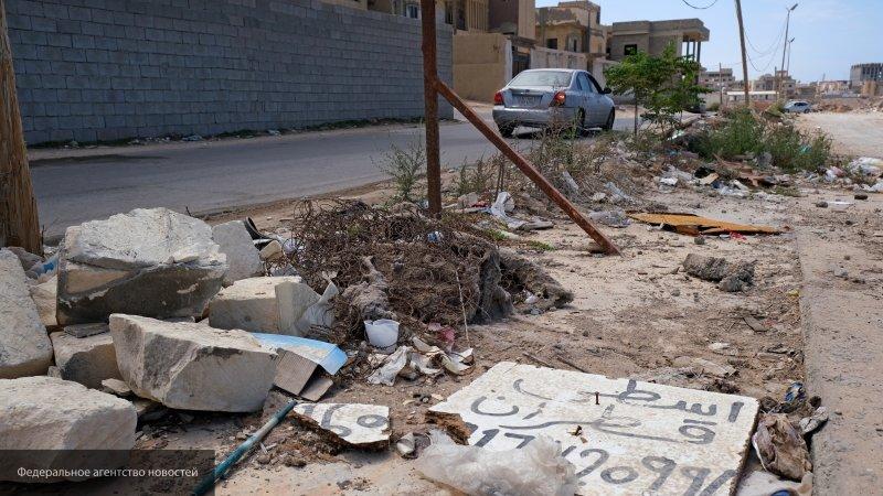 Появилось видео, как отправленные Турцией в помощь ПНС наемники пытают жителя Ливии