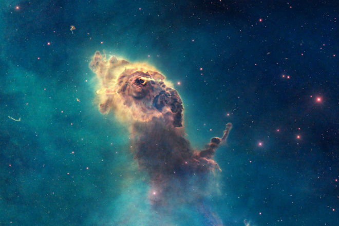 Поразительные космические явления